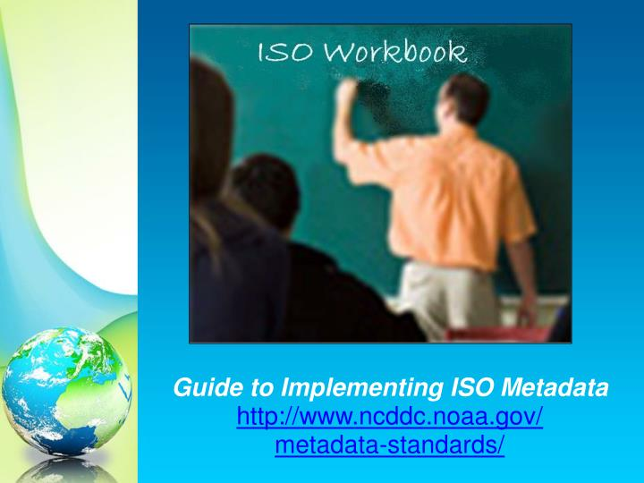 Guide to Implementing ISO Metadata