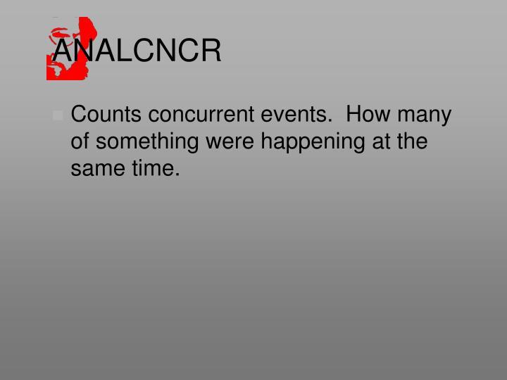 ANALCNCR