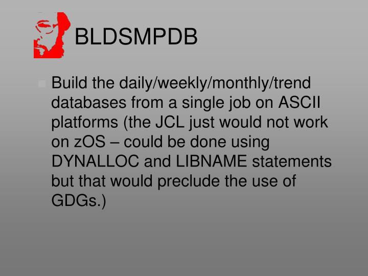 BLDSMPDB