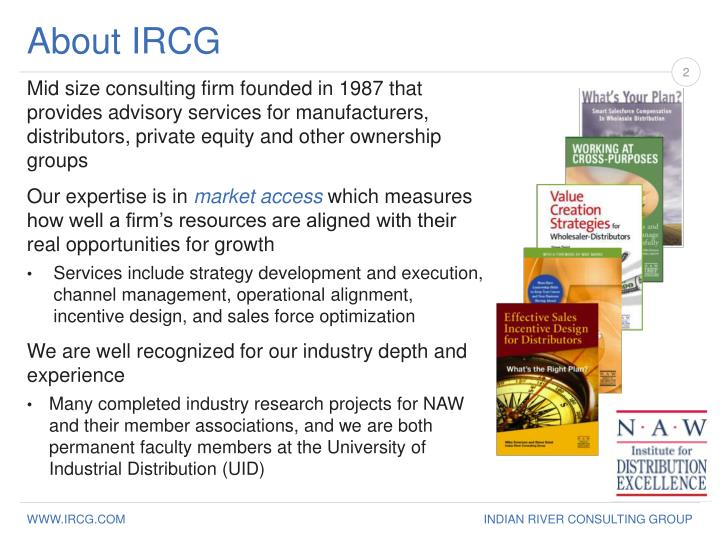 About IRCG