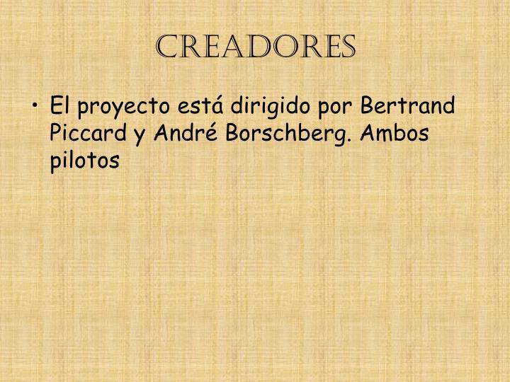 CREADORES