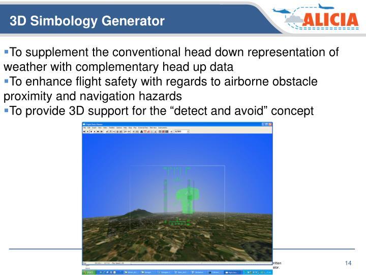 3D Simbology Generator