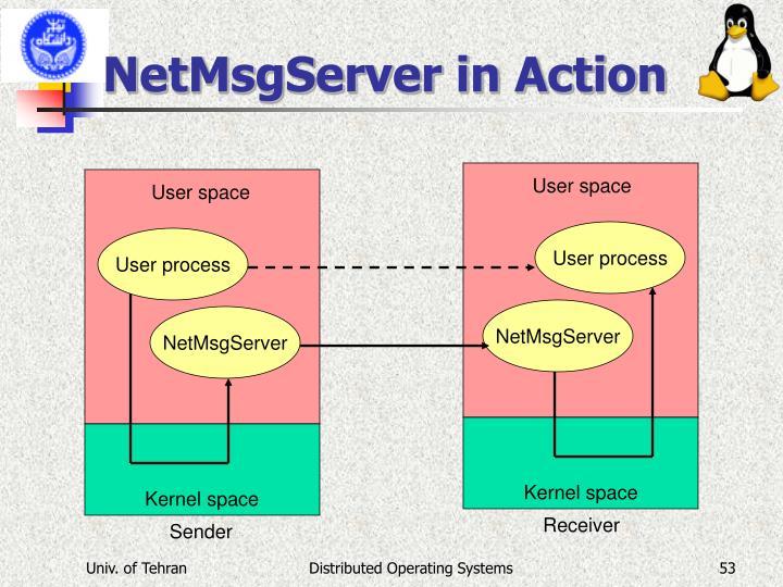 NetMsgServer in Action