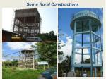 some rural constructions1
