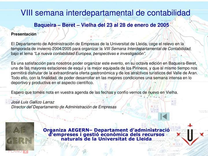 Baqueira – Beret – Vielha del 23 al 28 de enero de 2005