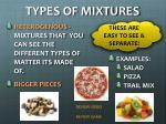 types of mixtures1