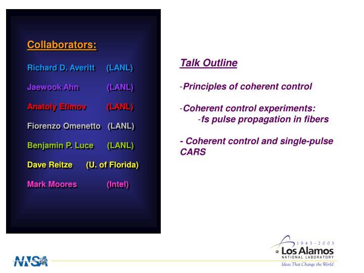 Collaborators: