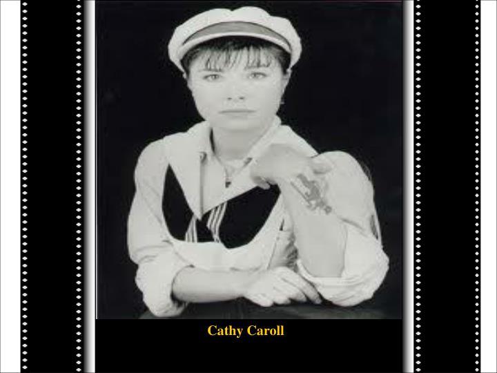 Cathy Caroll