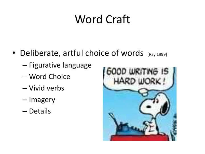 Word Craft