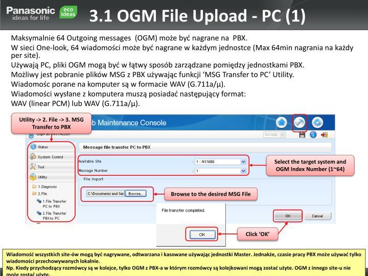 3.1 OGM File Upload - PC (1)