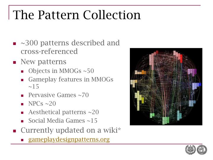 The Pattern Collection