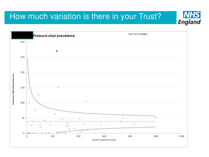 How much variation is there in your Trust?