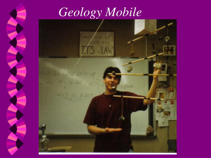 Geology Mobile