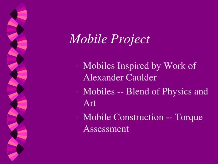 Mobile project1