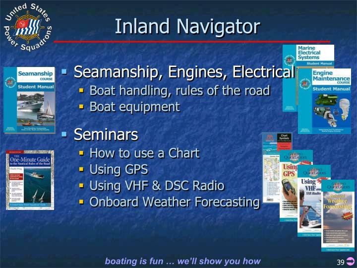Inland Navigator
