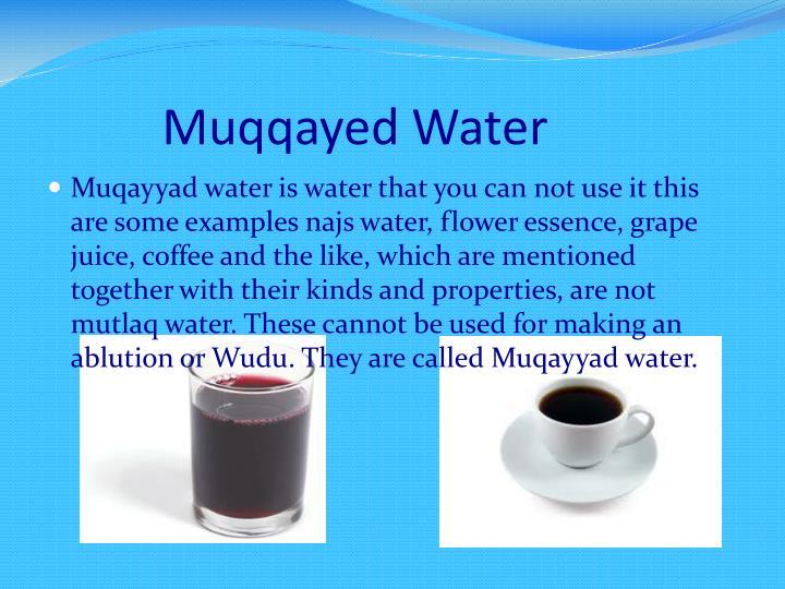 Muqqayed