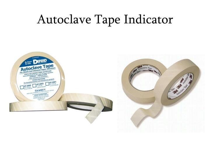Autoclave Tape Indicator