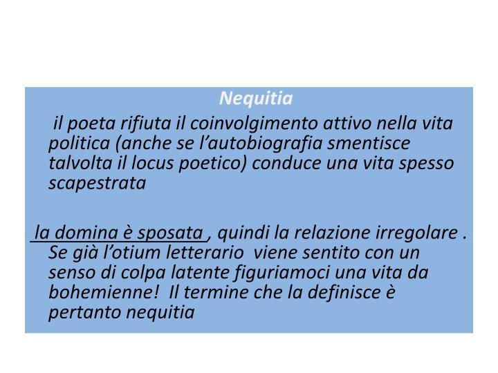 Nequitia