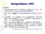 domperidone eps2