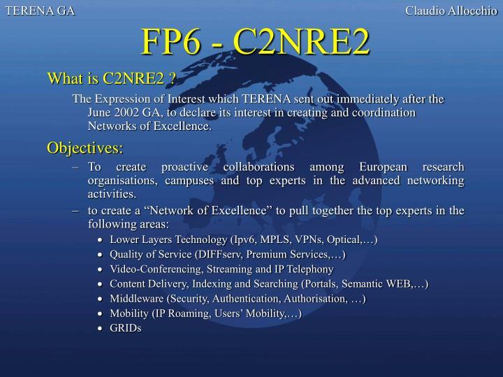 FP6 - C2NRE2