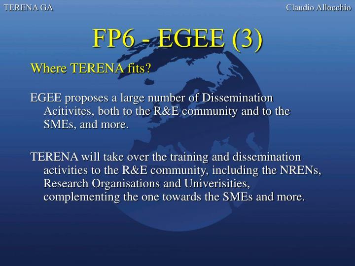 FP6 - EGEE (3)