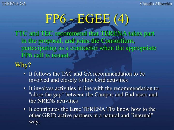 FP6 - EGEE (4)