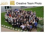 creative team photo