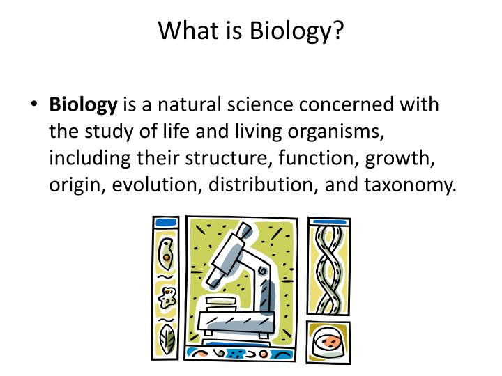 What is biology