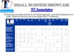 small business showcase tcassociates2