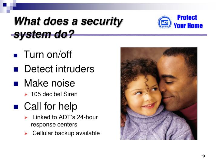 What does a security