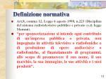 definizione normativa1