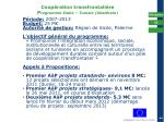 coop ration transfrontali re p rogramme italie tunisie bilat rale