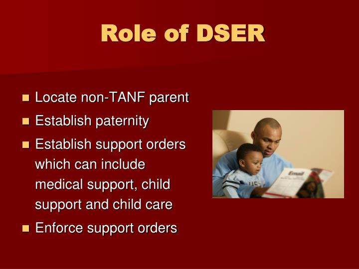 Role of DSER