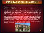 facultad de bellas artes 1