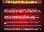 facultad de bellas artes 2