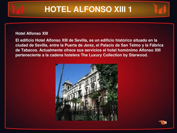 HOTEL ALFONSO XIII 1