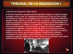 tribunal de la inquisicion 1