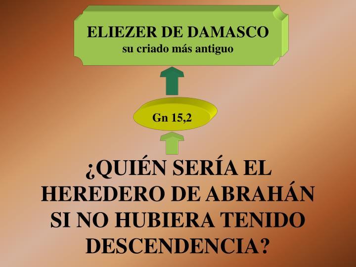 ELIEZER DE DAMASCO
