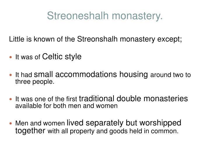 Streoneshalh
