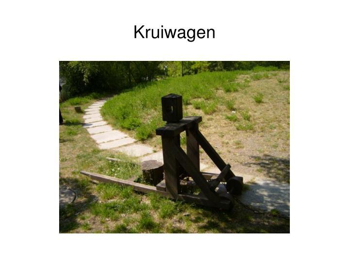 Kruiwagen