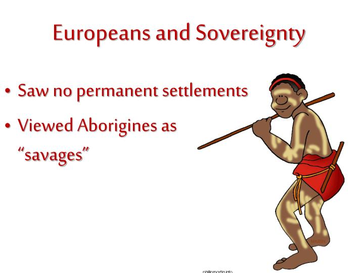 Europeans and Sovereignty