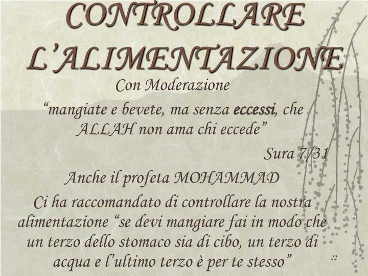 CONTROLLARE