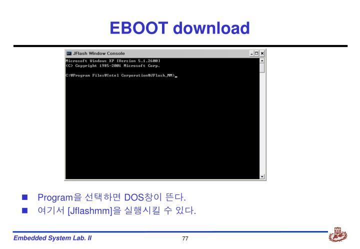 EBOOT download