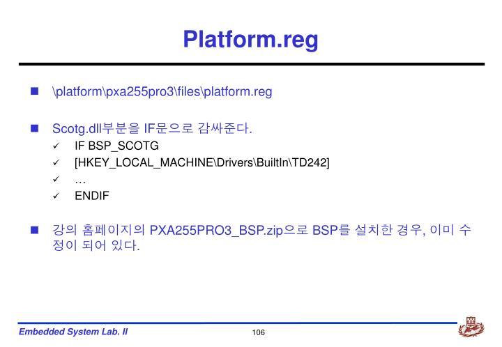 Platform.reg