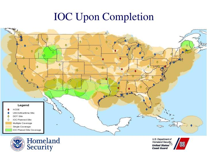 IOC Upon Completion