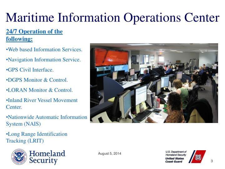 Maritime Information Operations Center