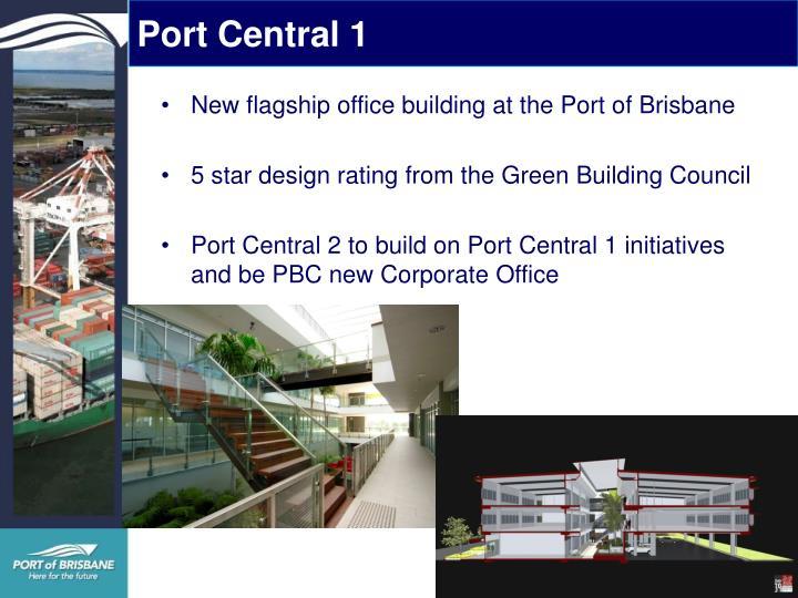 Port Central 1