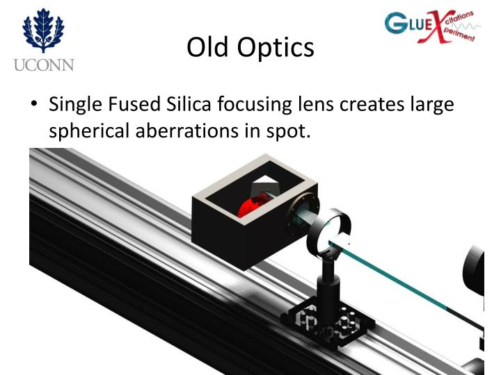 Old Optics
