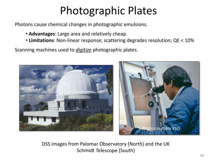 Photographic Plates
