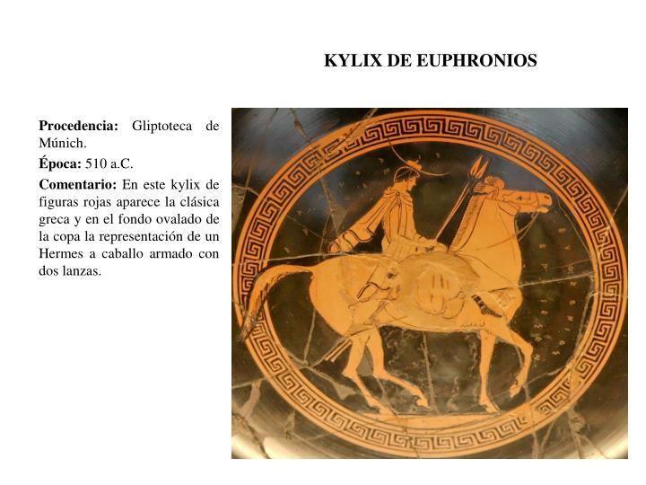 KYLIX DE EUPHRONIOS